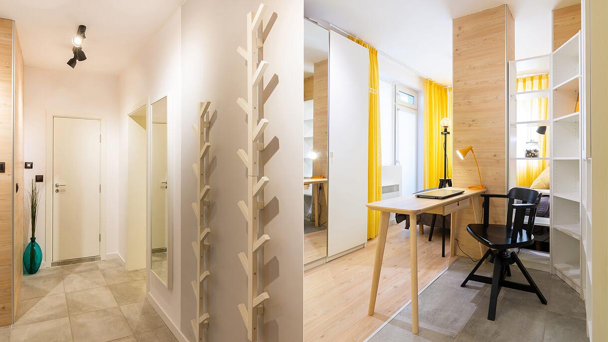 дизайн на апартамент