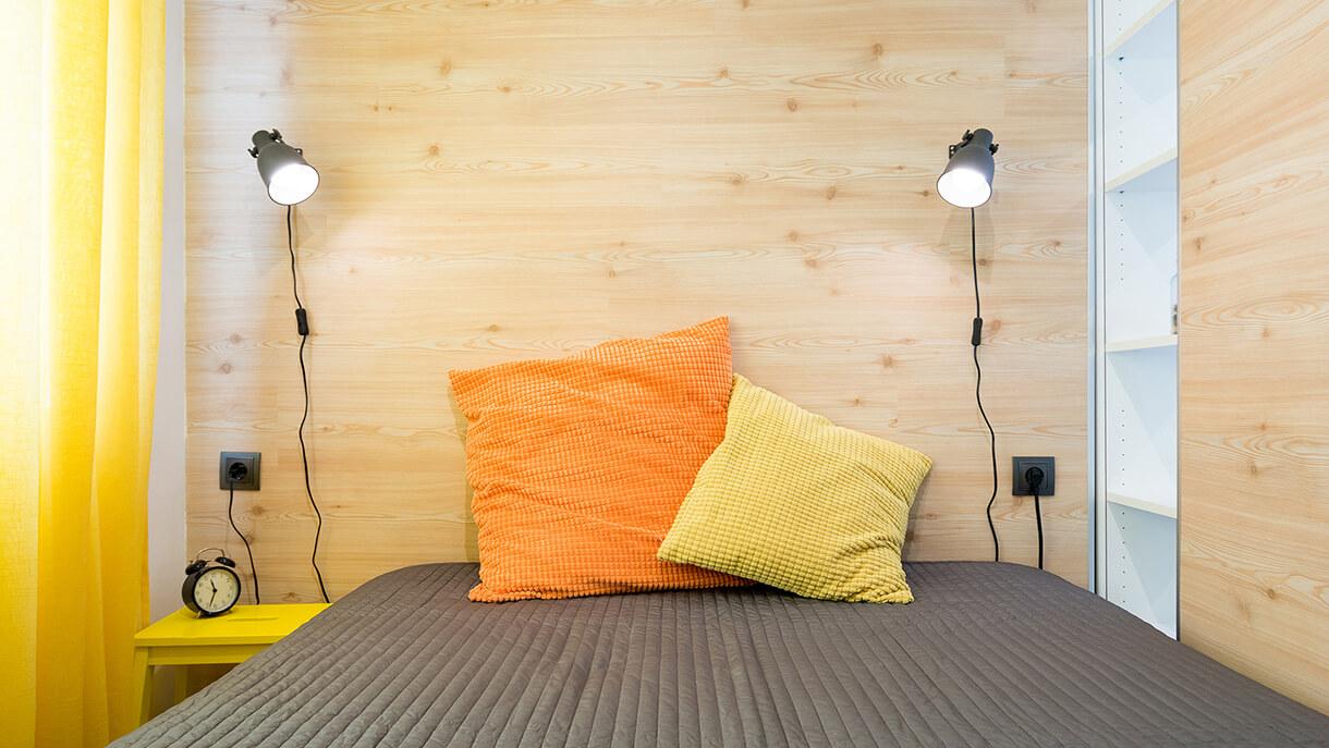 дизайн спалня